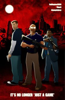 Grand Theft 4 Dead by dhulteen