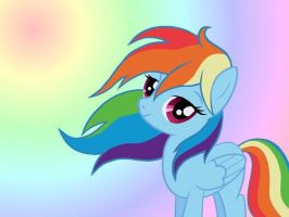 Looking good Dashie by D3athbox