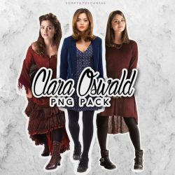 Clara Oswald Series 7 PNG Pack (3) by sailorjessi