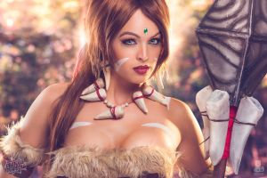 Nidalee League of Legends Cosplay by DanielleDeNicola