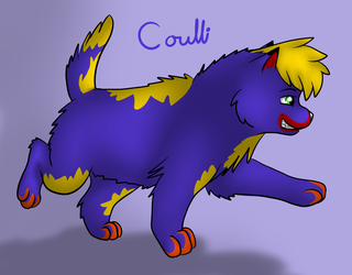 Coulli (Request) by Kutanra