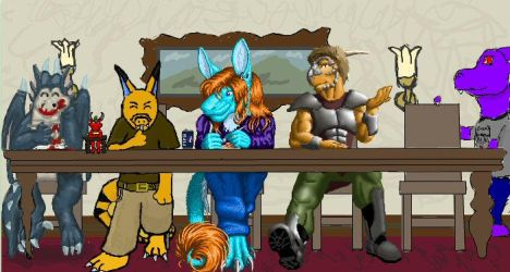 iScribble DinRAR by Magnum-Arts