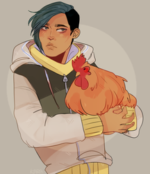 IV - New chicken who dis by cha-khiao