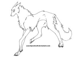 Free lineart:: makeable by Eclipsedwolf