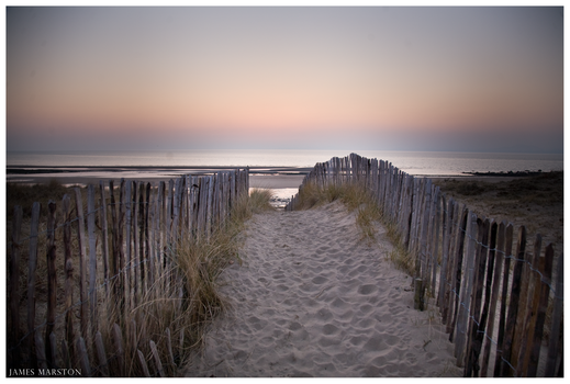 To The Beach.... by Waffle--House