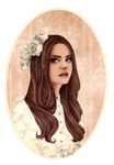 Lana del Rey by RubyPM