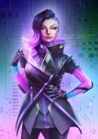 Sombra by Emeraldus