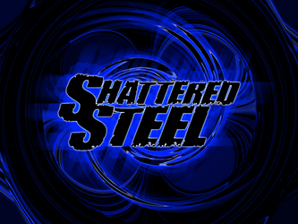 Shattered Steel logo by GyroxOpex