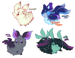 [Closed] Quirky Creature Pacapillar Auction by toripng