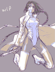 WC WIP by 89g
