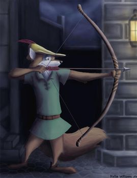 Disney's Robin Hood by Abydell