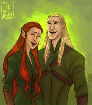 LOTR - Laughs by the-evil-legacy