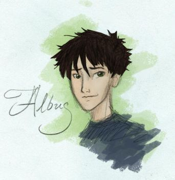 dh spoiler- Albus by HILLYMINNE