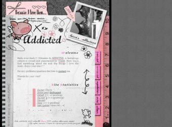 ADDICTED v.2 by StrangeClaire