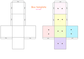 .:Boxie template:. by Strawberry-Crepe
