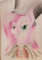 Miss. Pinkamena Pie by TurquoiseThought