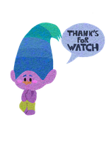 Thanks For watch! by Freddolina