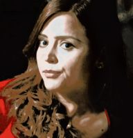 Jenna Louise Coleman Portait by Astralview