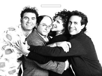 Seinfeld by alamarco