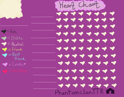Blank Heart Chart (PhantomClan use only !!) by IvypoolForever