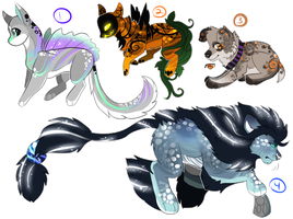Misc adopt batch 3-CLOSED by Sixbane