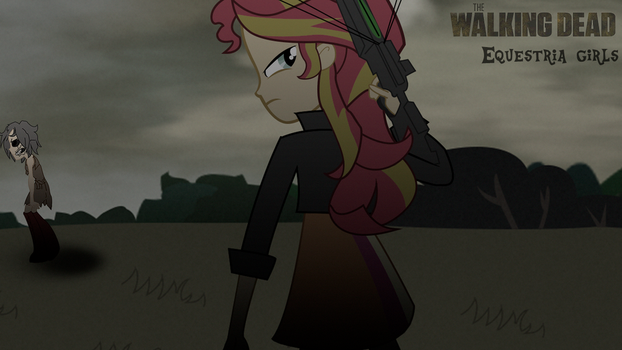 The walking dead equestria girls season 1 by ngrycritic