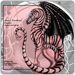 Dragon Adoptable by DarciGibson