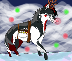 Merry Christmas and Happy Holidays by Barkade