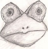 a frog by metal-fusion