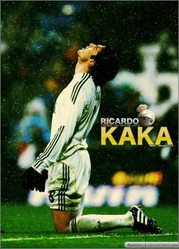 Ricardo kaka by reddevil8
