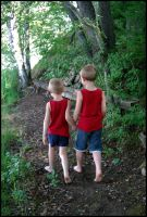 Brothers II by Eirian-stock