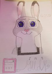 Judy Hopps part.3 by AleDS98