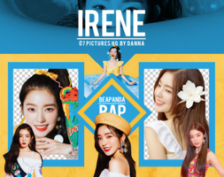Pack Png 1207 // Irene (RED VELVET) (SUMMER MAGIC) by BEAPANDA