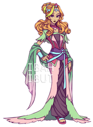 [CLOSED] Princess Adoptable Auction + Extra by ibahibut