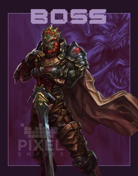 Ganondorf by MorganHowell