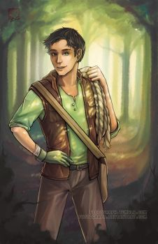 Fanart - Boy with the Snares by fictograph