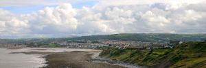 Penrhyn Bay and Rhos-on-Sea by MakinMagic