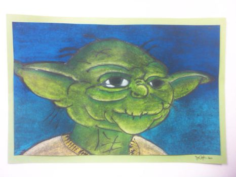 Yoda by CARPEBRI