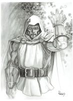 Doctor DOOM by TomRaney