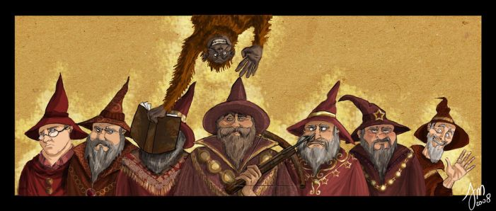 Wizards by yenefer