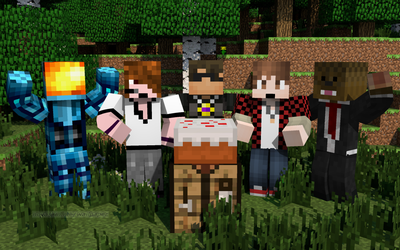 Team Crafted by MinecraftKitty2