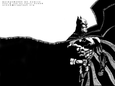 Dark Knight by benyamin