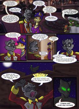 Sly Cooper: Thief of Virtue Page 194 by ConnorDavidson