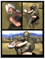 Variety Crushed By An Orc 1 by Woo-Plays