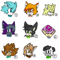 Sonic Male Adoption4 :closed: by UnknownSpy