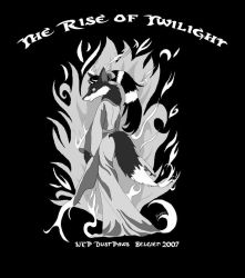 The Rise Of Twilight by KuschelGarou