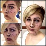 Telltale makeup test by RatherPeculiar
