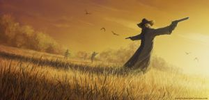 The Scarecrow by Sobeks