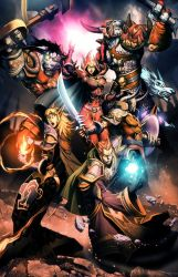 Warcraft - The Horde by GENZOMAN