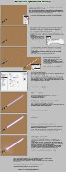 Lightsaber tutorial by Lord-FSan